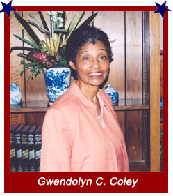 Gwendolyn Coley