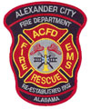 Alexander City Fire Department Seal